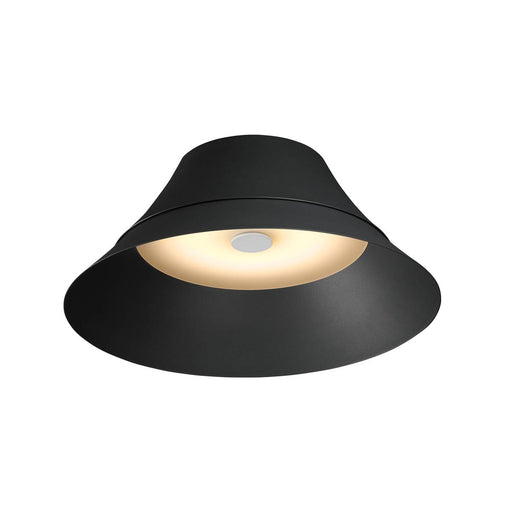 SLV SLV 1000437 BATO 45 CW, LED Indoor surface-mounted ceiling light, black, LED, 2700K 4024163187299 1000437