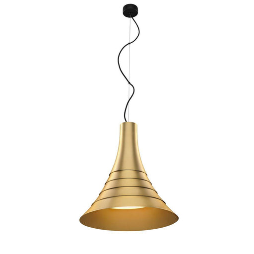 SLV SLV 1000440 BATO 45 PD, LED Indoor pendant light, brass, LED, 2500K 4024163187329 1000440