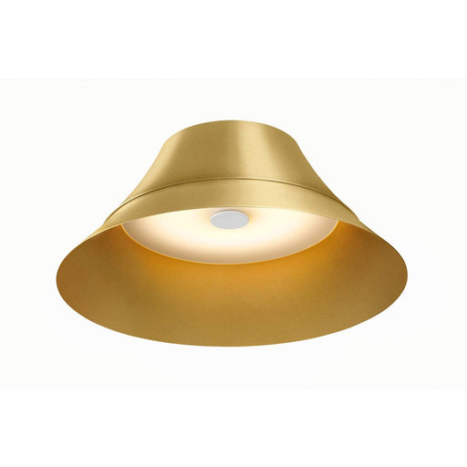 SLV SLV 1000442 BATO 45 CW, LED Indoor surface-mounted ceiling light, brass, LED, 2500K 4024163187343 1000442