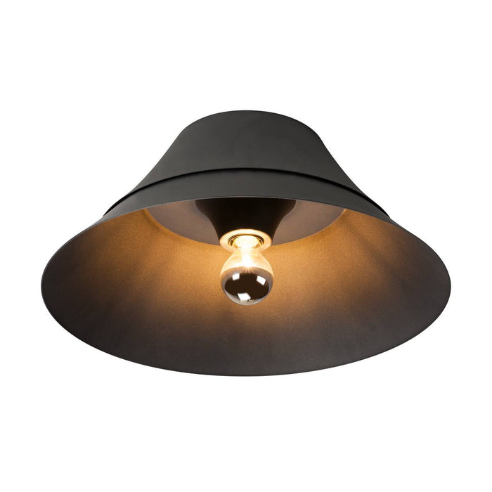 BATO 45 CW, Indoor surface-mounted ceiling light, black, E27, max. 60W