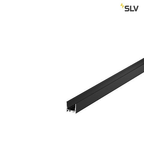 SLV SLV 1000525 GRAZIA 20 LED Surface profile, standard, smooth, 3m, black 4024163188173 1000525