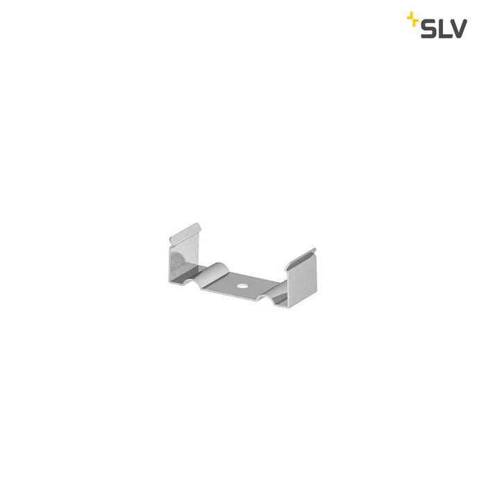 SLV SLV 1000537 GRAZIA 20 LED Surface profile grooved, mountig clip visible, 2 pcs. 4024163188296 1000537