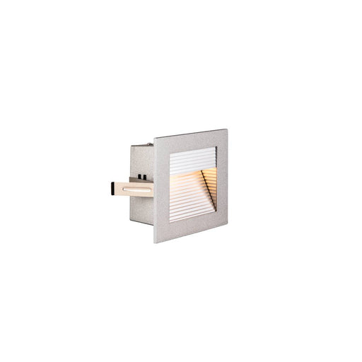 SLV SLV 1000575 FRAME LED 230V CURVE, LED Indoor recessed wall light, silver, 2700K 4024163188678 1000575