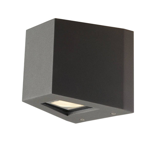 SLV SLV 1000588 OUT BEAM QT-DE12 Outdoor Wall luminaire, Beam/Flood , anthracite, max. 80W, IP44 4024163188807 1000588