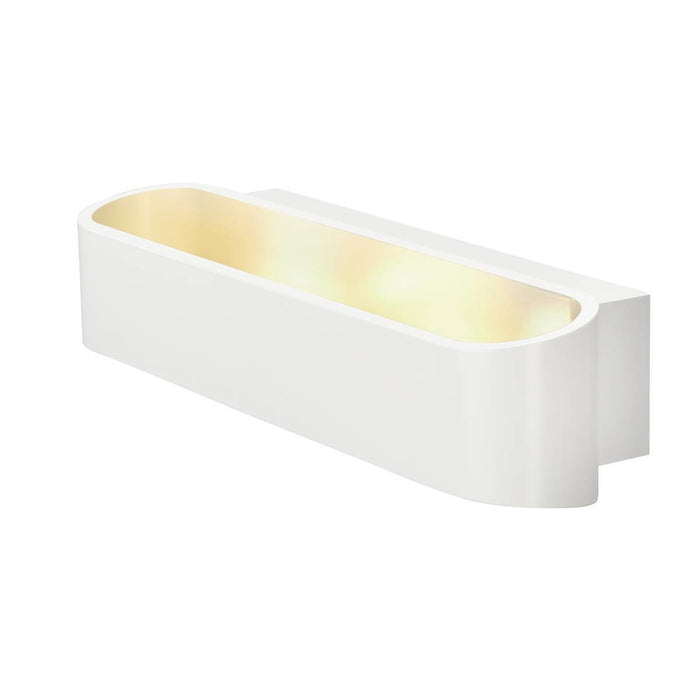 SLV SLV 1000634 ASSO 300 LED Wall luminaire, white, 2000K-3000K Dim to Warm 4024163189262 1000634