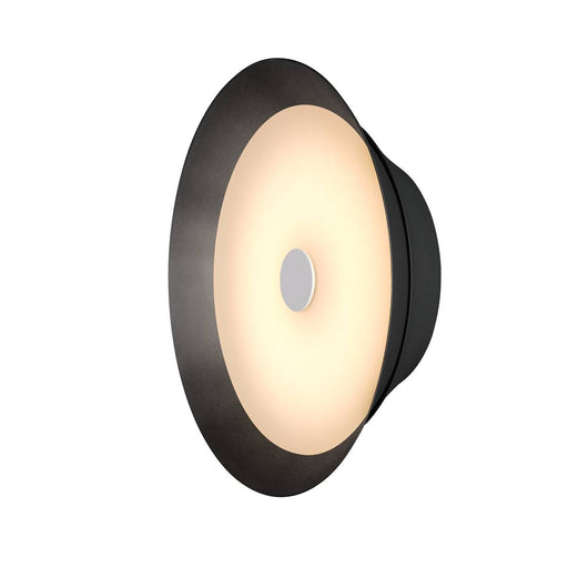 SLV SLV 1000743 BATO 35 CW, LED Indoor surface-mounted wall and ceiling light, black, LED, 2700K 4024163190350 1000743