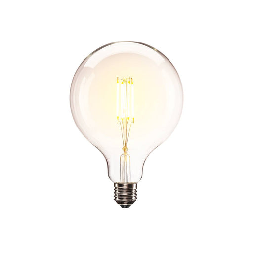 SLV SLV 1001038 E27 LED G125 lamp, 330°, 2700K, 806lm, dimmable 4024163193221 1001038