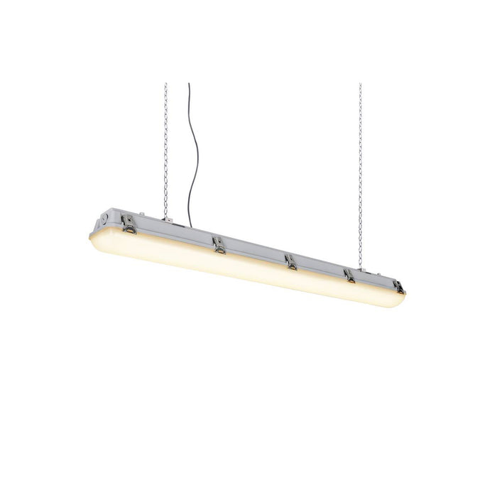 SLV SLV 1001315 IMPERVA 120 CW, LED Outdoor wall and ceiling light, IP66, grey, 4000K 4024163196154 1001315