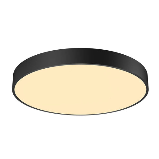 SLV SLV 1001898 MEDO 60 CW, CORONA, LED Outdoor surface-mounted wall and ceiling light, DALI, black, 3000/4000K 4024163221412 1001898