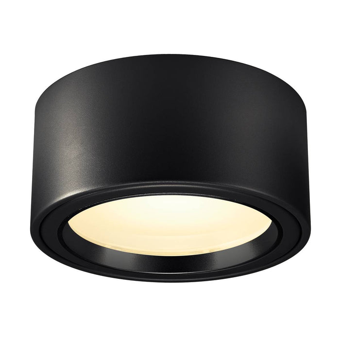SLV SLV 1001939 FERA CL, LED Indoor surface-mounted ceiling light, black, 3000K, 100° 4024163221757 1001939
