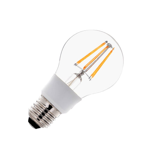 SLV SLV 1002126 LED lamp, A60, E27, 2200-2700K, 280°, 7W 4024163223126 1002126