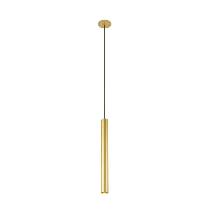 HELIA 40 PD, LED indoor pendant, soft gold, 3000K, recessed version