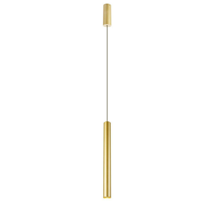 SLV SLV 1002171 HELIA 40 PD, LED indoor pendant, soft gold, 3000K, surface-mounted version 4024163223577 1002171