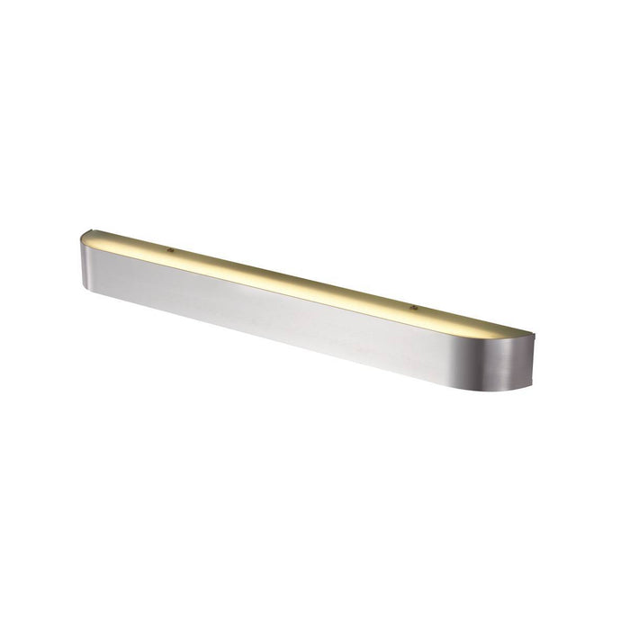 ARLINA 60, Indoor LED surface-mounted wall light alu 3000K