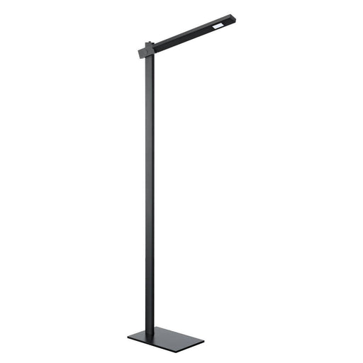 MECANICA PLUS FL, indoor LED floor stand, 2700-6500K, black