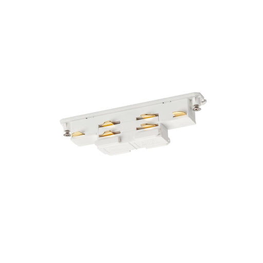 SLV SLV 1002642 S-TRACK DALI connector, white 4024163228589 1002642