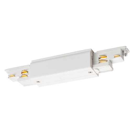 SLV SLV 1002644 S-TRACK DALI connector with feed-in facility, white 4024163228602 1002644