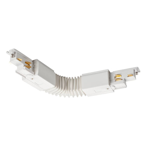 SLV SLV 1002646 S-TRACK DALI flexible connector, white 4024163228626 1002646