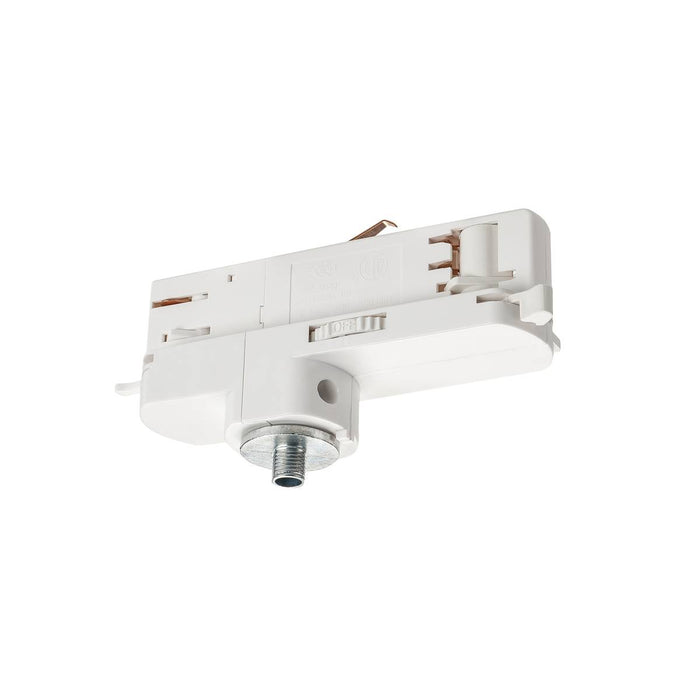 S-TRACK DALI luminaire adapter, white