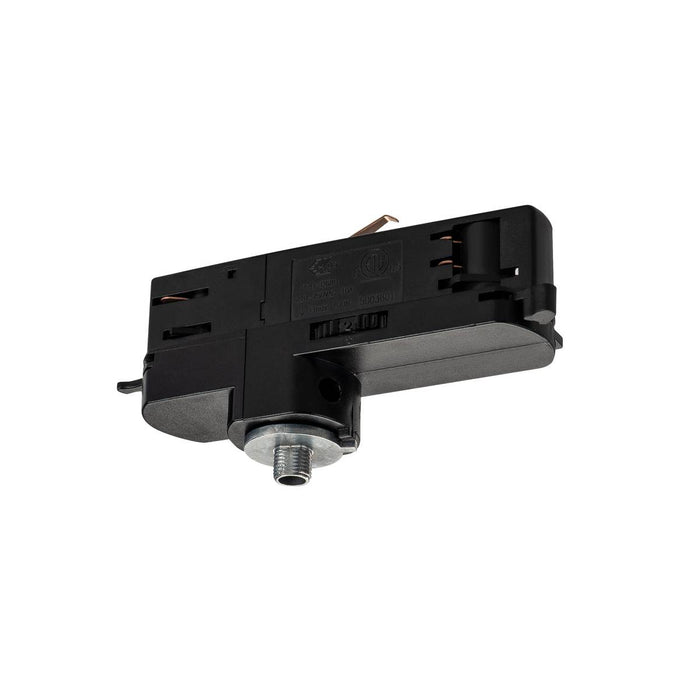 S-TRACK DALI luminaire adapter, black