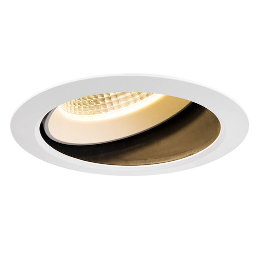 SLV SLV 1002881 SUPROS 175 Move Indoor LED recessed ceiling light white 3000K 4024163230773 1002881