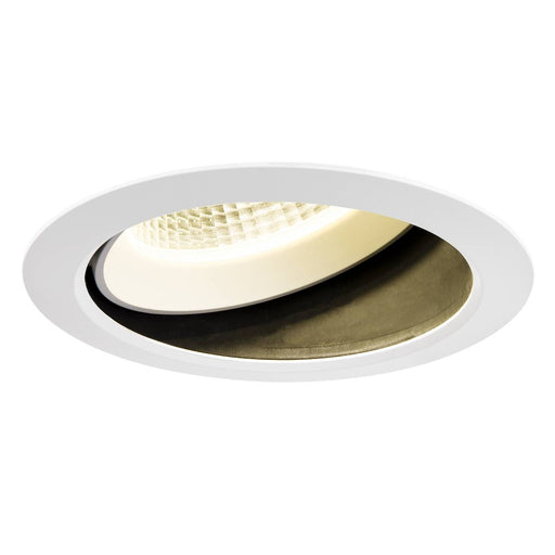 SLV SLV 1002887 SUPROS 175 Move Indoor LED recessed ceiling light white 4000K 4024163230827 1002887