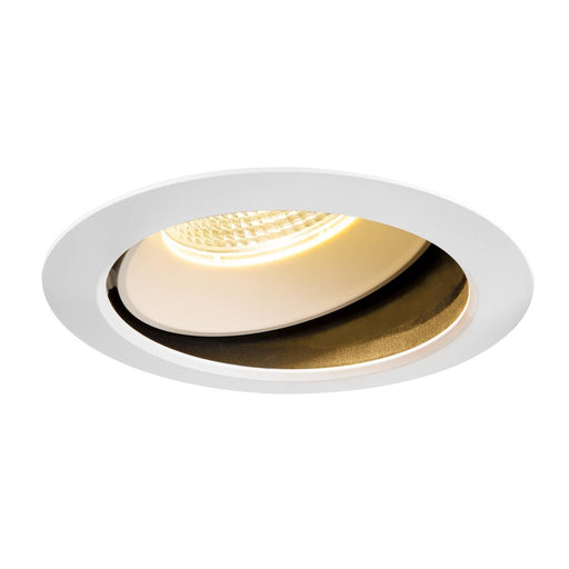 SLV SLV 1002888 SUPROS 150 Move Indoor LED recessed ceiling light white 3000K 4024163230834 1002888