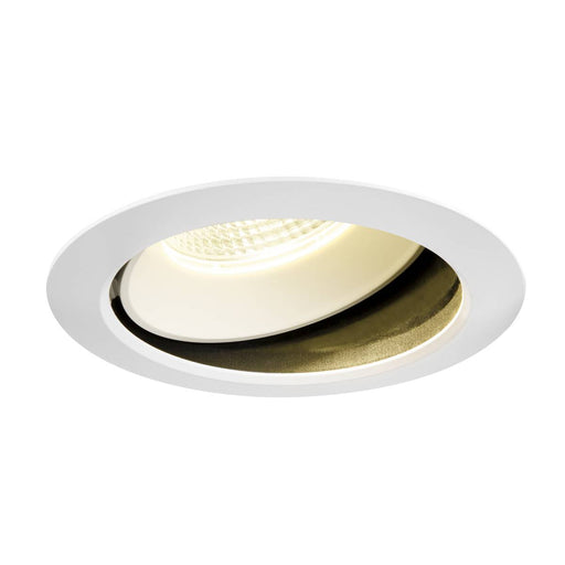 SLV SLV 1002889 SUPROS 150 Move Indoor LED recessed ceiling light white 4000K 4024163230841 1002889