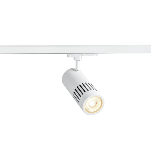 3 Circuit STRUCTEC DALI 3-circuit system luminaire white 4000K 36° incl. 3-circuit adapter