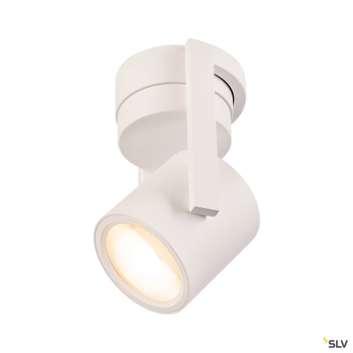 Oculus Cw, Indoor Led Wall And Ceiling Mounted Light White Dim-to-warm 2000-3000k