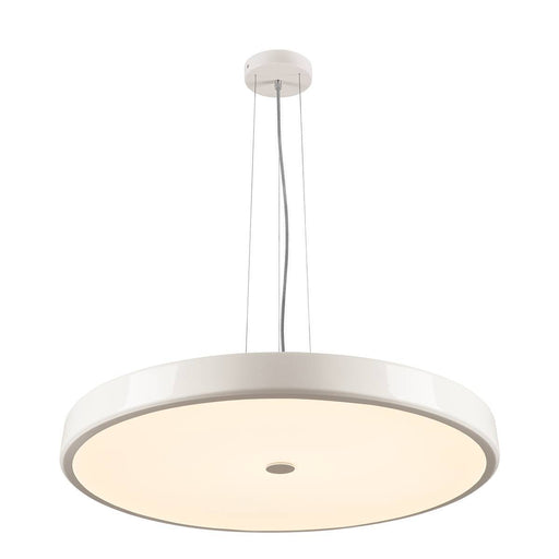 SLV SLV 133351 SPHERA, pendant, LED, 2700K, round, white, frosted acrylic glass, Ø 75cm 4024163175609 133351