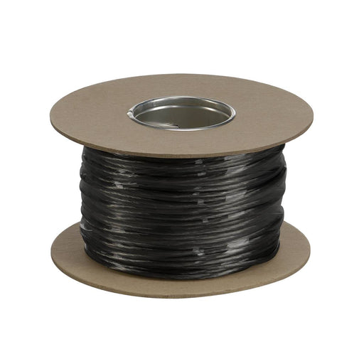 SLV SLV 139040 LOW-VOLTAGE CABLE, for TENSEO low-voltage cable system, black, 4mm², 100m 4024163174039 139040