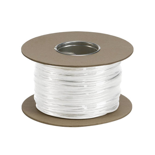 LOW-VOLTAGE CABLE, for TENSEO low-voltage cable system, white, 4mm², 100m
