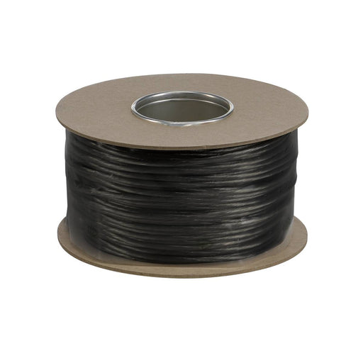 SLV SLV 139060 LOW-VOLTAGE CABLE, for TENSEO low-voltage cable system, black, 6mm², 100m 4024163174077 139060