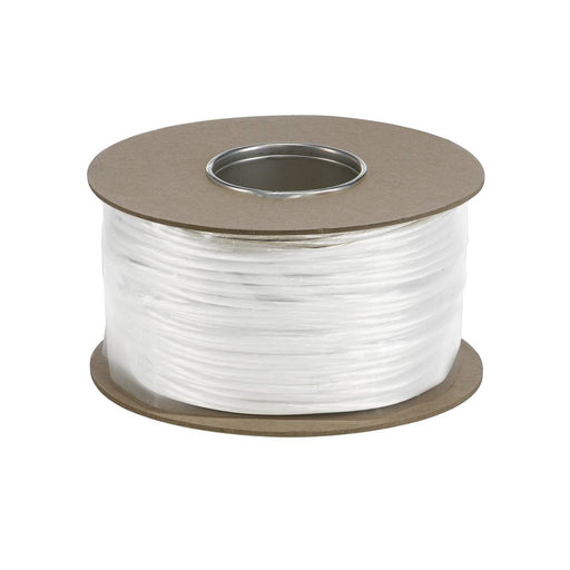 LOW-VOLTAGE CABLE, for TENSEO low-voltage cable system, white, 6mm², 100m
