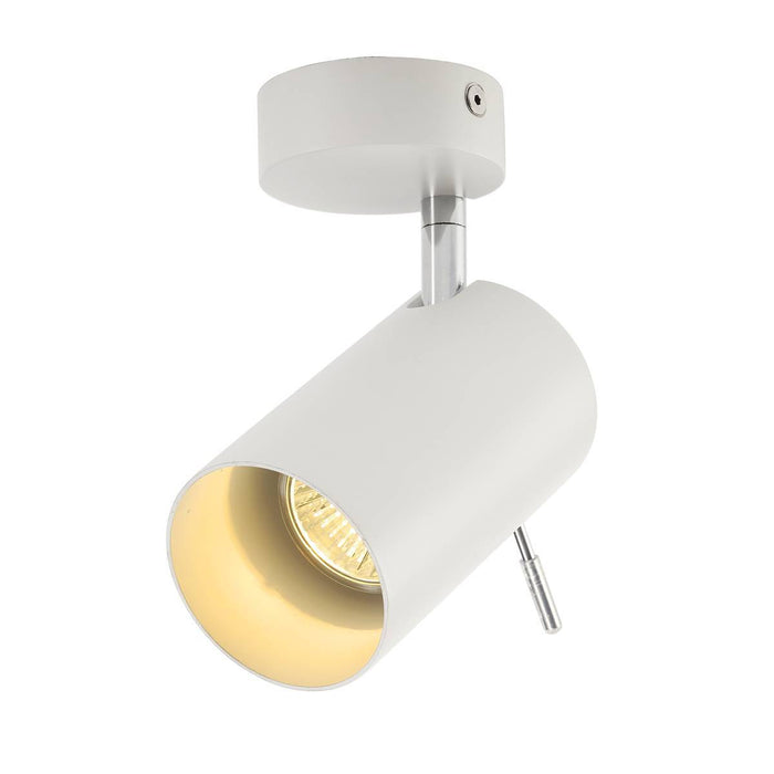 SLV SLV 147411 ASTO TUBE I wall and ceiling light, white, GU10, max. 75W 4024163131179 147411