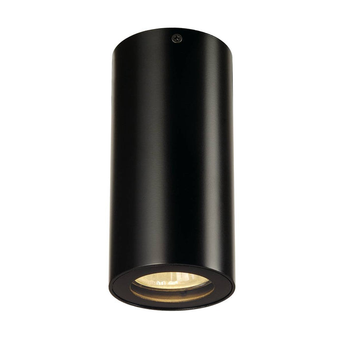 SLV SLV 151810 ENOLA_B ceiling light, CL-1, black, GU10, max. 35W 4024163149853 151810