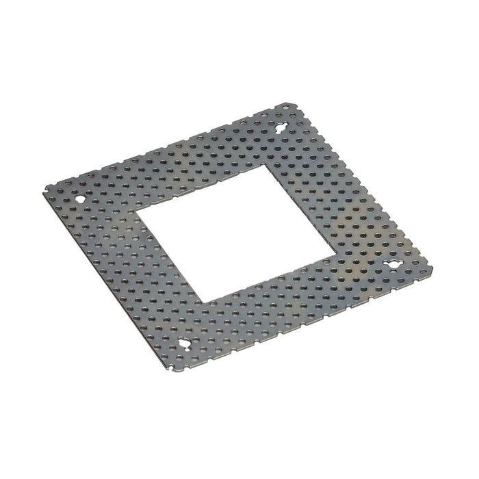 SLV SLV 151960 Installation frame for DOWNUNDER PURE square, 80x80mm 4024163134835 151960