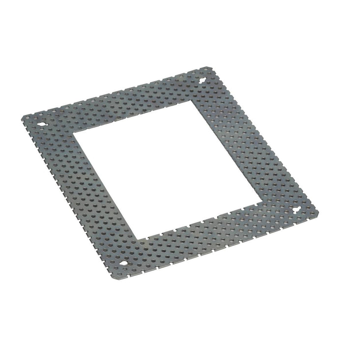 SLV SLV 151962 Installation frame for DOWNUNDER PURE square, 120x155mm 4024163134859 151962