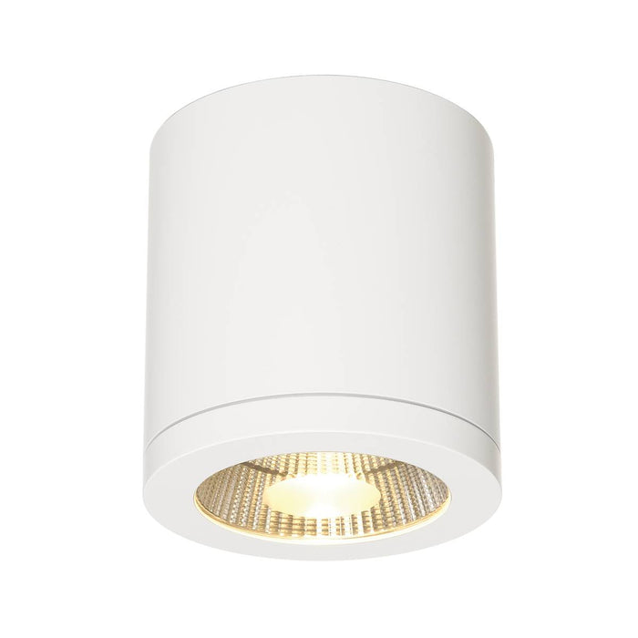 SLV SLV 152101 ENOLA_C LED ceiling light, CL-1, round, white, 9W LED, 35°, 3000K 4024163137409 152101