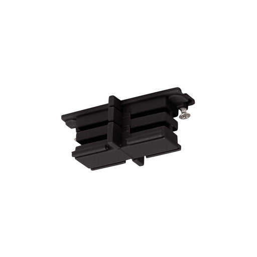 Mini-connector for S-TRACK 3-phase track, insulated black