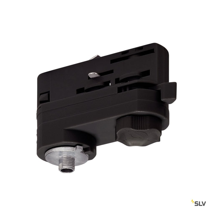 SLV 175200 Black 3-Circuit Track Adapter
