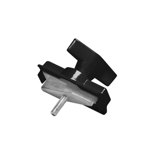SLV SLV 175210 Luminaire adapter, mechanical for S-TRACK 3 Circuit track, black 4024163161770 175210