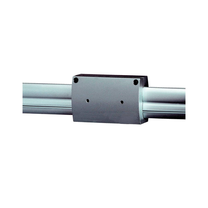 Direct connector for EASYTEC II, silver-grey