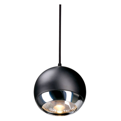 SLV SLV 185590 LIGHT EYE PENDANT for EASYTEC II, chrome/black, GU10, max. 75W 4024163109369 185590