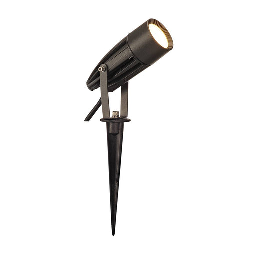 SLV SLV 227505 SYNA LED, earth spike, anthracite, 230V, 3000K 4024163163767 227505