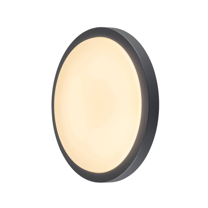 SLV SLV 229965 AINOS, ceiling light, LED, 3000K, round, anthracite 4024163167192 229965