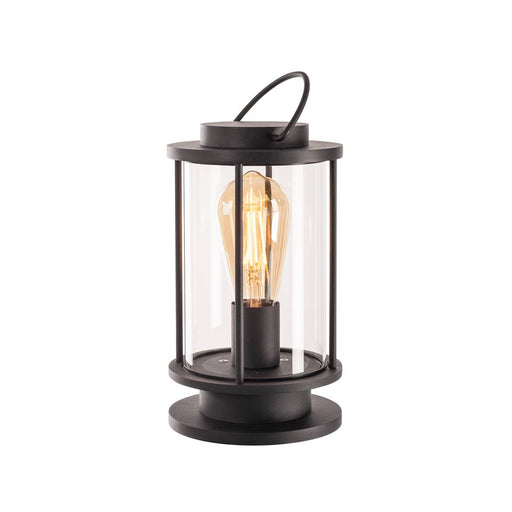 SLV SLV 232095 PHOTONIA E27, Outdoor table lamp, incl.connection lead and shock-proof mains plug, anthracite, max. 60W, IP44 4024163173803 232095