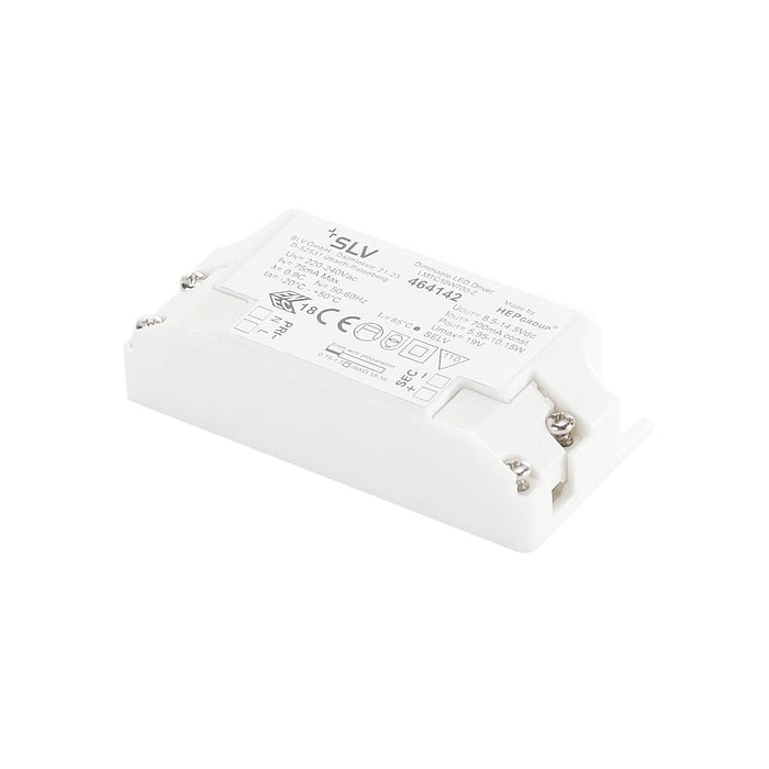 LED DRIVER, 10W, 700mA, incl. strain-relief, dimmable