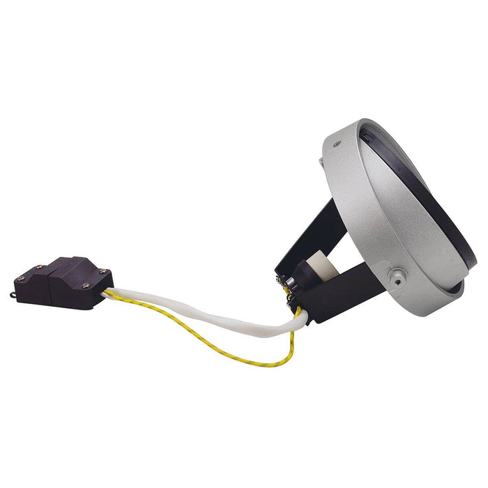 SLV SLV 115014 ES111 MODULE for AIXLIGHT PRO installation housing, silver-grey/black, max. 75W 4024163105835 115014
